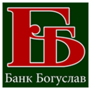 "Логотип банка ""Богуслав"""