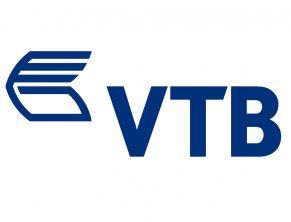Логотип ВТБ банк