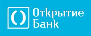 """Логотип банка """"Открытие"""""""