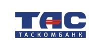 Логотип ТАСКОМБАНКа