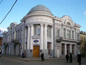 Офисное здание Легбанка