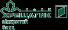 "Логотип банка ""Хрещатик"""