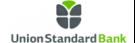 """Логотип банка """"Юнион Стандарт""""."""