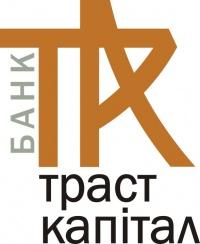 """Логотип банка """"Траст Капитал"""""""