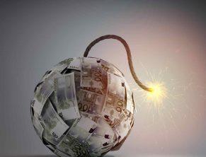 Снижение количества банков, выдающих кредит