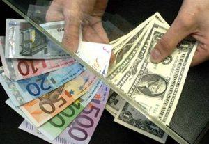 Курс доллара и евро в Украине