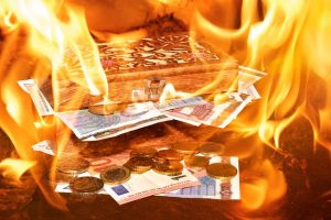 Монетарная и денежная масса