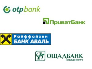 Государственные и частные банки Уураины