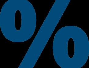 Изменения процентной ставки банком