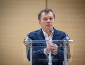 Тимофей Милованов, президент КШЭ