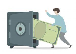 Какие банки выбирали украинцы для открытия депозитных счетов?